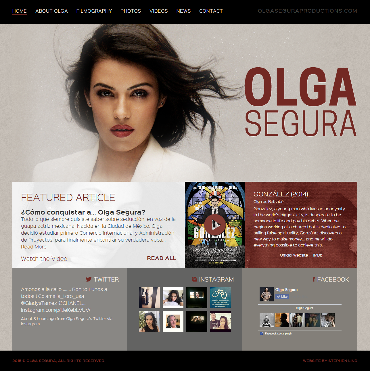 Olga Segura
